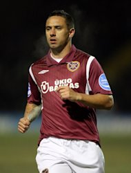 Suso Santana is going to leave Hearts along with Craig Beattie