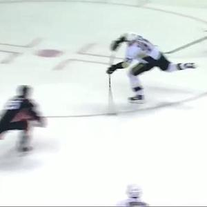 Malkin snipes one from the slot for the PPG