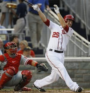 Detwiler goes 7, Nationals beat Phillies 3-0