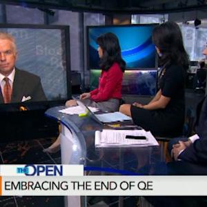 Jobs, Wage Growth Take Center Stage as QE Ends
