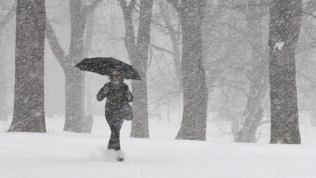 Quebec hit hard by snowstorm