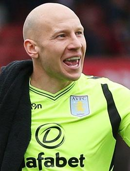 American Exports: Brad Guzan, Aston Villa lose in EPL for first time since October