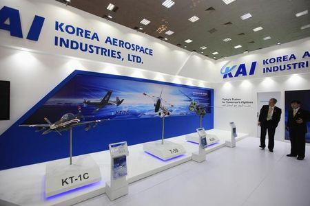 South Korea picks KAI, with Lockheed, for $7.9 billion fighter jet development
