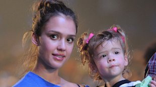 Jessica Alba's Clean Living Baby Products