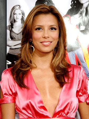 Eva Longoria at the LA premiere of 20th Century Fox's John Tucker Must Die