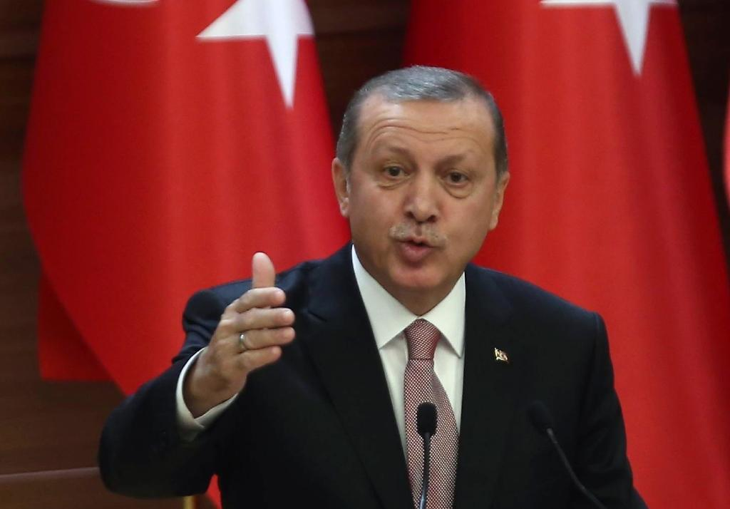 Erdogan says would resign if Putin IS oil trade claims proven