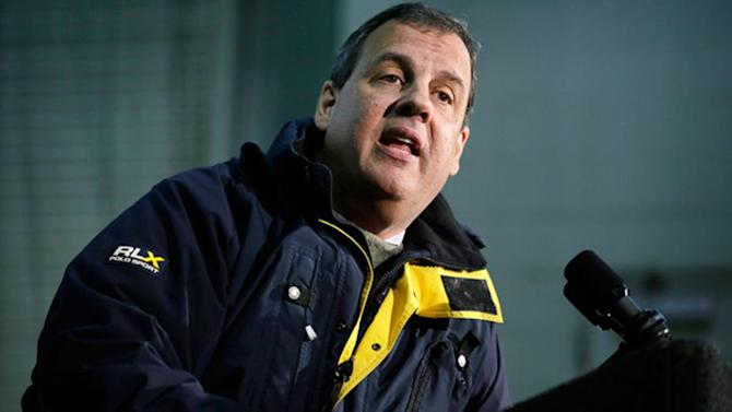 Gov. Chris Christie issues travel ban for entire state of New Jersey
