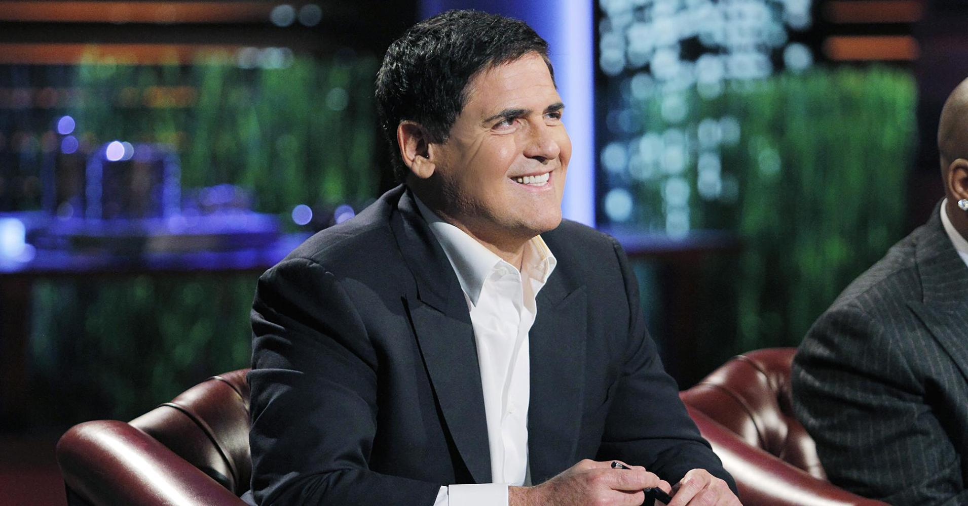 This is the next big thing according to Mark Cuban
