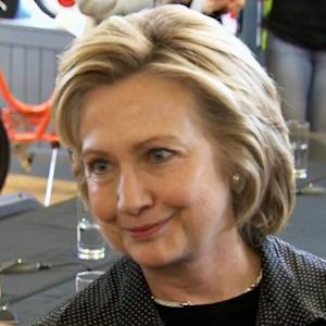 Hillary Clinton on her personal email accounts