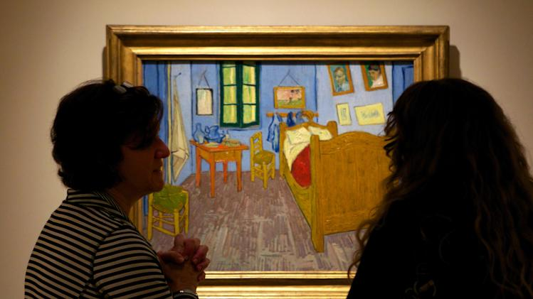 Van Gogh's artistic 'repetitions' featured in DC
