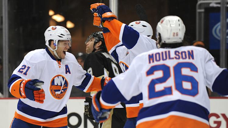 New York Islanders v Pittsburgh Penguins