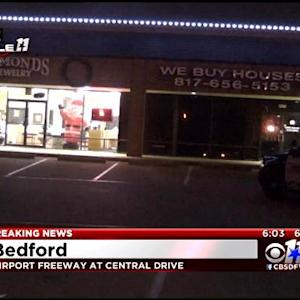 Break-In At Jewelry Store In Bedford