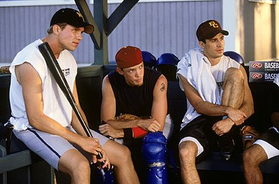 Marc Blucas , Matthew Lillard and Freddie Prinze Jr. in Warner Brothers' Summer Catch