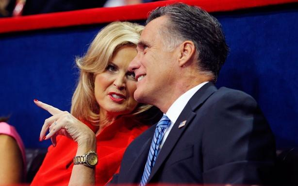 Fact-Checking Ann and Mitt Romney's Hardknock Early Years