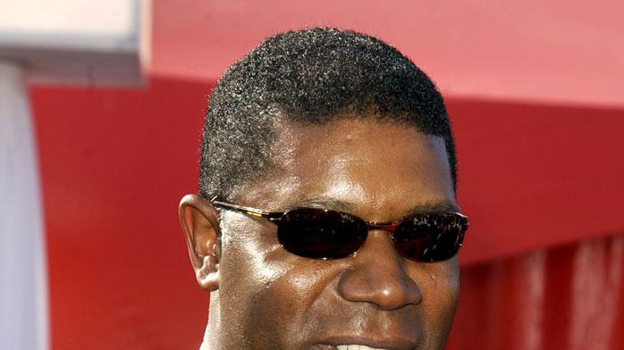 Dennis Haysbert at The 55th Annual Primetime Emmy Awards.