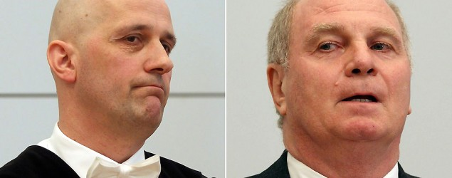 Heindl/Hoeneß (Getty)