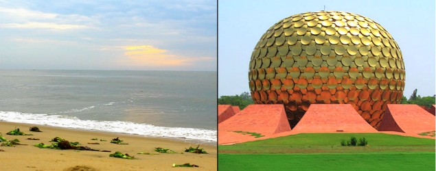Time-lapse travel: One-minute tour of Pondicherry