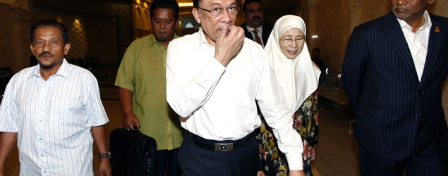 Anwar fails to erase 'homosexual' remark from trial