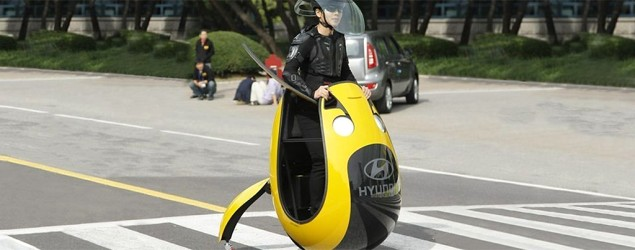 Hyundai unveils E4U, the future of mobility