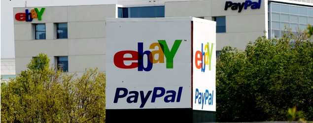 An eBay seller notices a $92 quadrillion mistake on his PayPal statement. (AP)