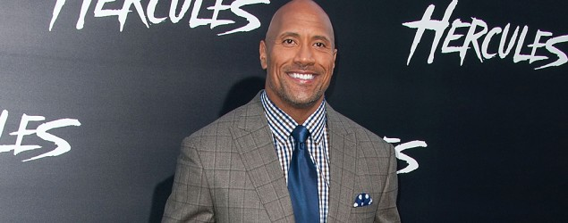 "Dwayne ""The Rock"" Johnson at the ""Hercules"" premiere (David Livingston/Getty Images)"