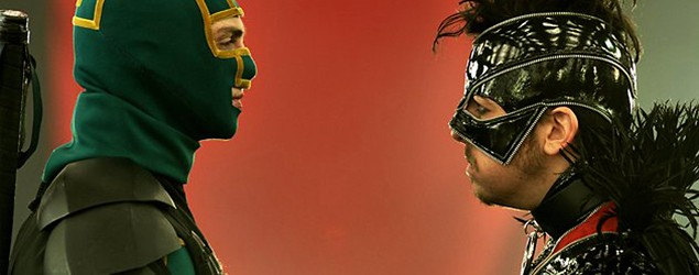 'Kick-Ass 2' stars' wardrobe snafus