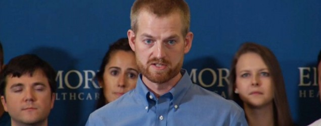 U.S. Ebola patients Dr. Kent Brantly and Nancy Writebol released from hospital