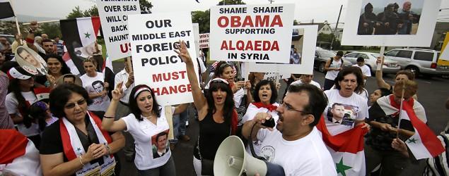 Little foreign support for U.S. strikes on Syria (Matt Slocum/AP)