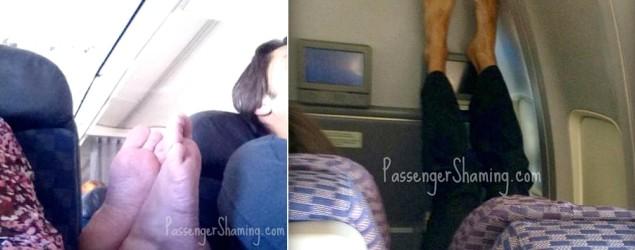 """Passenger shaming"" site (Passengershaming.com)"