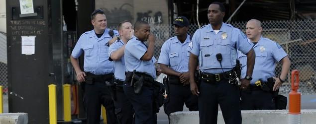 Justice Dept. upset over handling of Ferguson case. (AP)