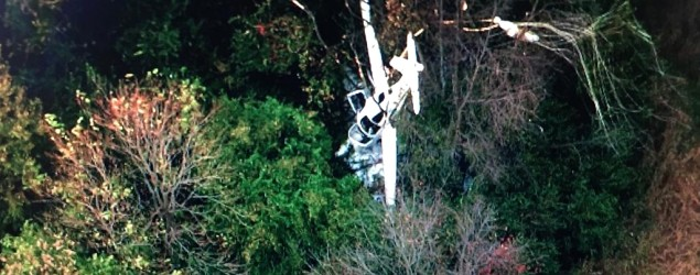Police: Plane, helicopter collide in Maryland (Twitter)