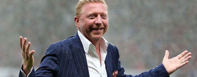Boris Becker (imago)