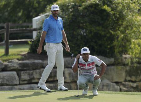 Dustin Johnson withdraws from Houston Open after winning WGC-Dell Match Play