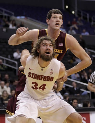 Randle leads Stanford past Arizona State 85-65