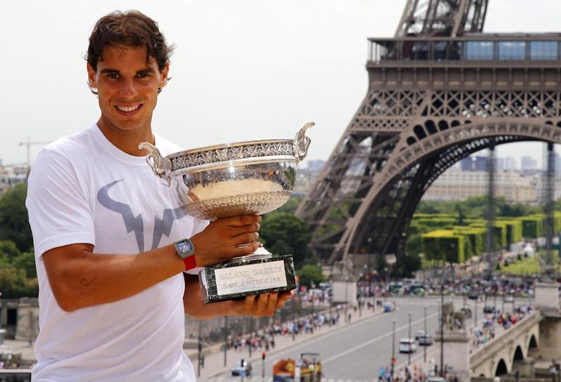 Nadal's quick shift from French Open to Wimbledon