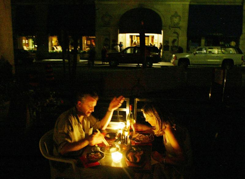 The day the lights went out: The blackout of 2003