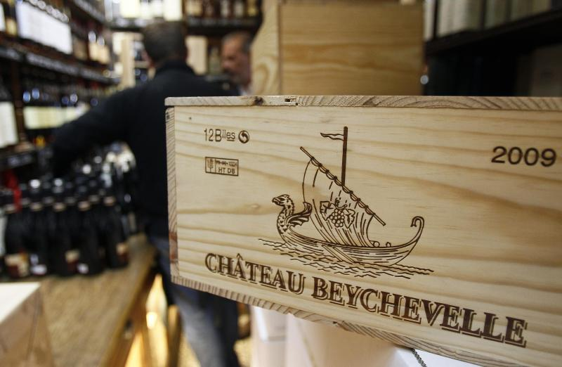 French vintners want US chateaux kept out of EU