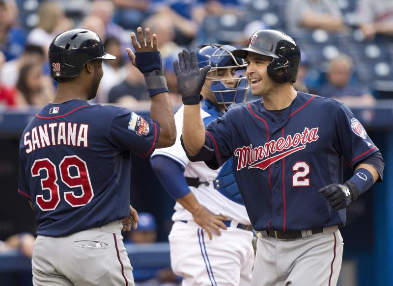 Dozier homers as Twins beat Blue Jays 4-0