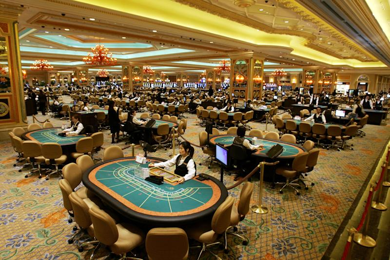 Venetian Macau sues 2 gamblers over $4.5M in debts
