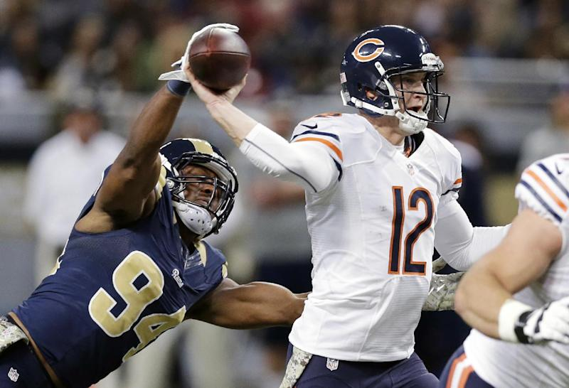 Either way, Bears QB is a Vikings nightmare