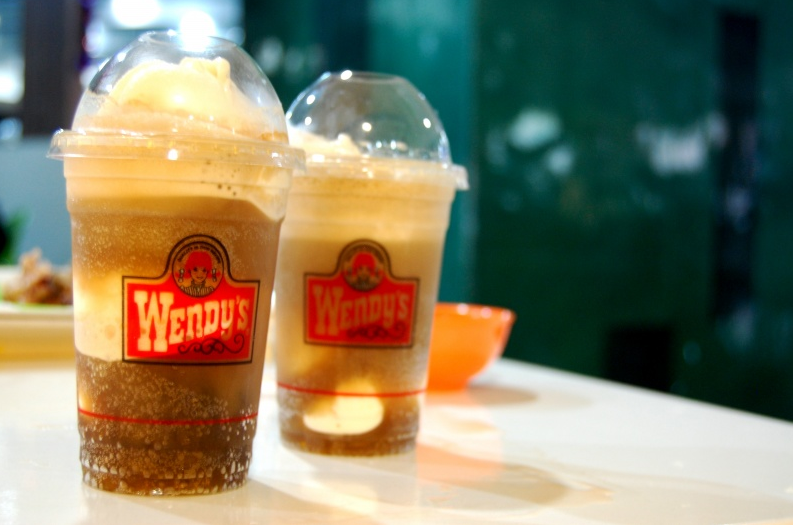 wendy's float