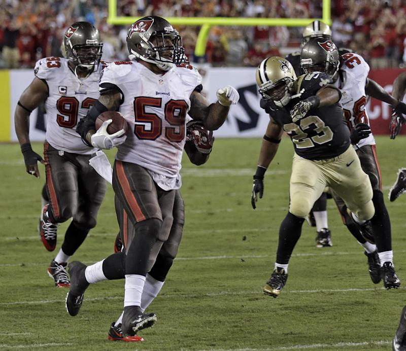 5 things to know from Saints-Buccaneers