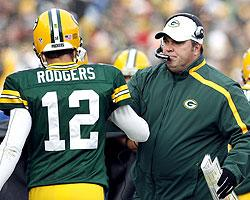 Packers go from mini-crisis to playoff berth