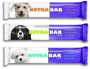 All American Pet Company, Inc. Introduces NUTRA BARS(TM) -- the World's Most Convenient Super-Premium Dog Food and Snacks