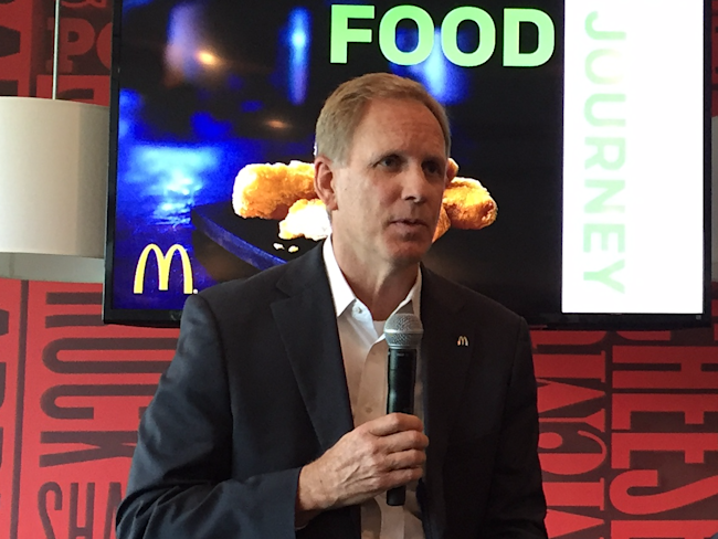 McDonald's Says Its President of US Operations Is Retiring