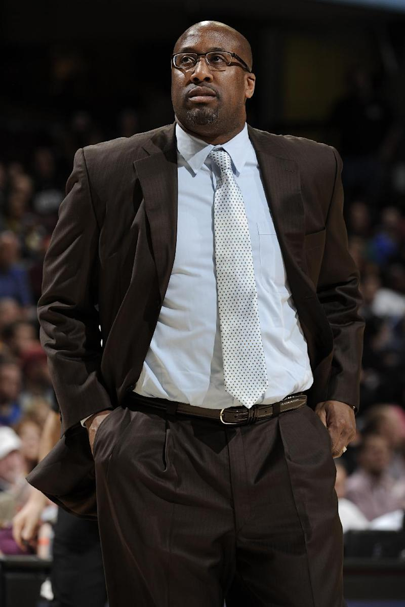 Cavaliers fire coach Mike Brown - again