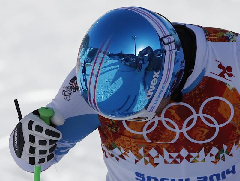Nyman earns final spot on US downhill squad