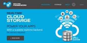 Realtime.co to Launch Real-Time Cloud Storage Service Running on Amazon DynamoDB