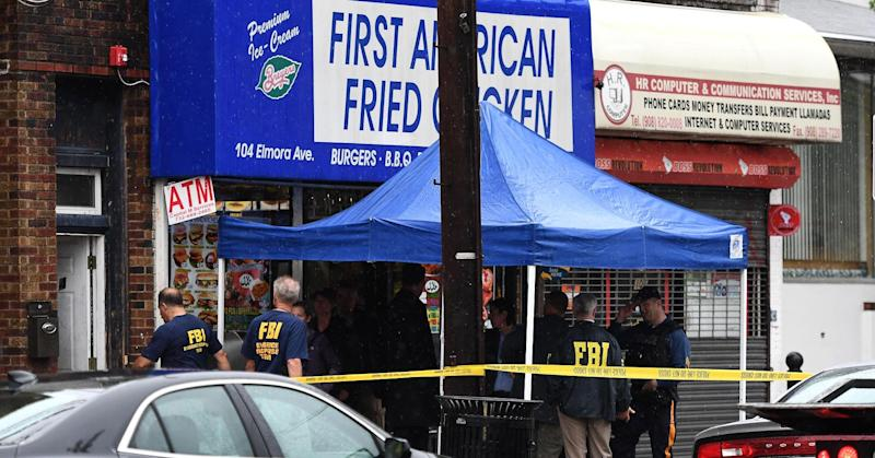 Video shows Rahami wheeling bomb into Chelsea, authorities say