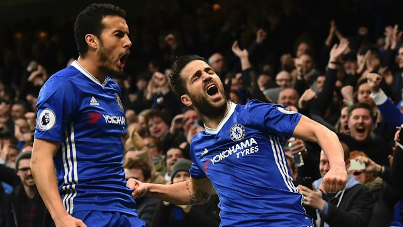 Hazard salutes Conte after Chelsea star seals Wembley thriller